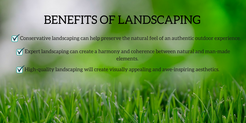 benefits of landscaping north atlanta
